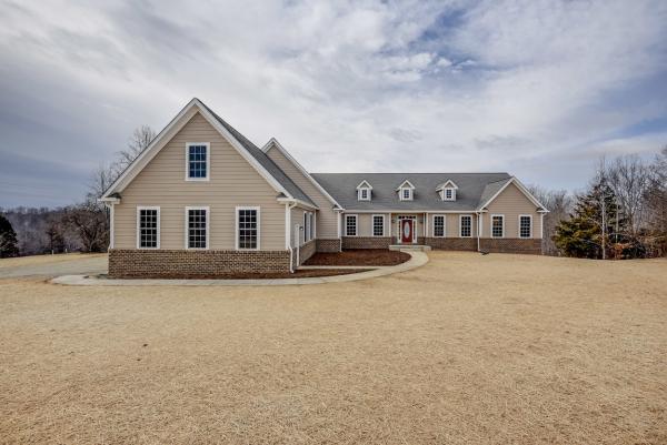 Custom built Atkins Homes