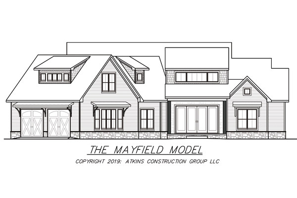 Mayfield-Model Atkins Homes